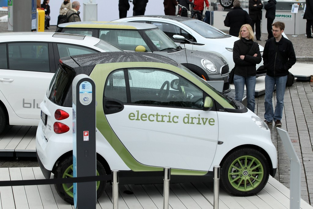 Straight Talk On Electric Vehicles