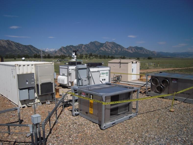 NREL Microgrid testing