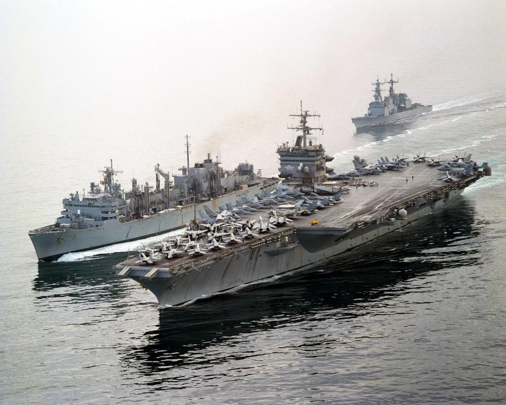 U.S. Military Makes Preparations