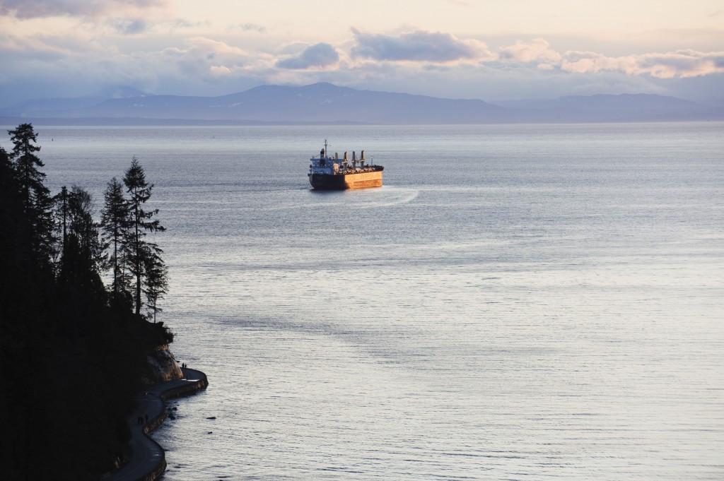 BC tanker
