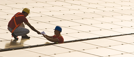 Image of two man working at a photovoltaic farm (ISO 100). All my images have been processed in 16 Bits and transfer down to 8 before uploading.[url=http://www.istockphoto.com/file_search.php?action=file&lightboxID=7053550] [img]http://www.ll28.com/istock/solarpanel.jpg [/img][/url]