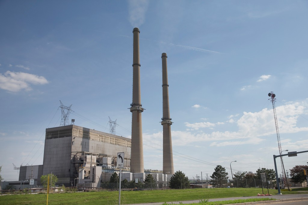 JOLIET, IL - MAY 07:  Smoke rises from the chimney at NRG Energy's Joliet Station power plant on May 7, 2015 in Joliet, Illinois. According to scientists, global carbon dioxide (CO2) concentrations have reached a new monthly record of 400 parts per million, levels that haven't been seen for about two million years. The Environmental Protection Agency (EPA) reports the combustion of fossil fuels to generate electricity is the largest single source of CO2 emissions in the United States, followed by the burning of fossil fuels for transportation.  (Photo by Scott Olson/Getty Images)