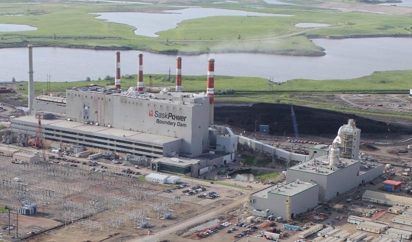 boundary dam coal plant