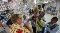 My Brother's Keeper Visits The National Labs