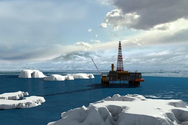 Arctic Drilling 2